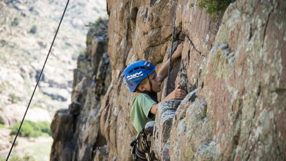 Full Day Guided Climbs