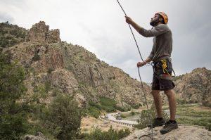 buena vista rock climbing 5
