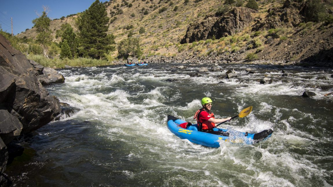 Enjoy Great Rafting All Summer Long Thanks to the Voluntary Flow Management Program