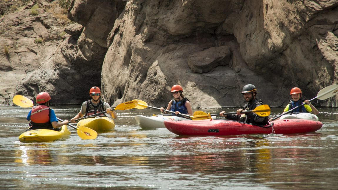 Epic Days Kayak Courses