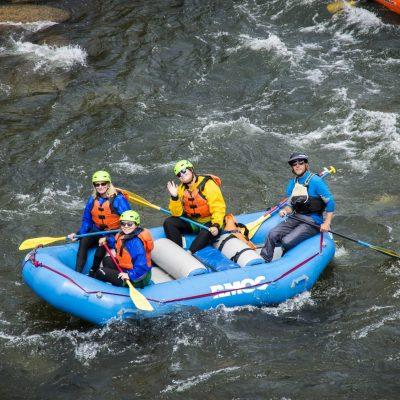 white water rafting buena vista colorado