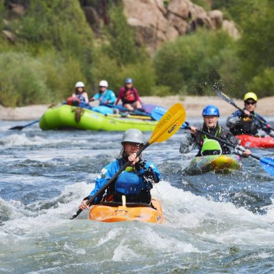 browns canyon rafting buena vista co