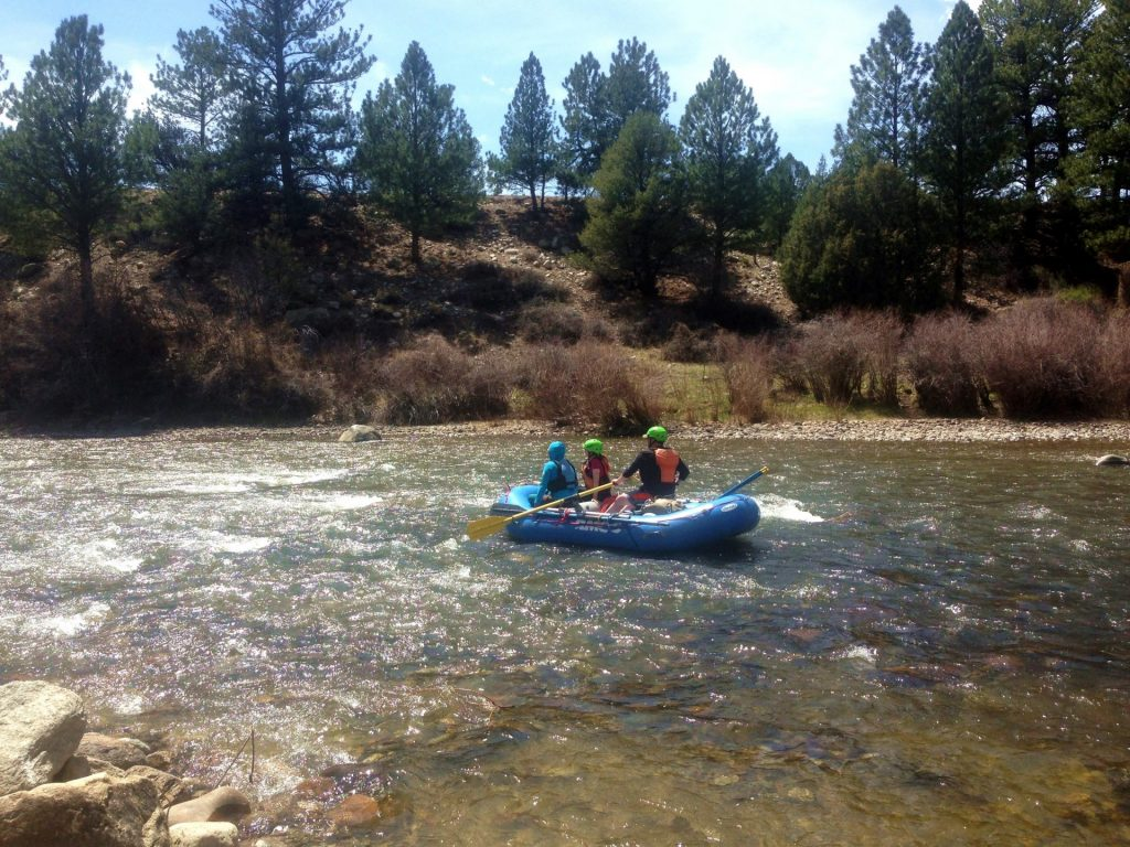 oar training colorado 3