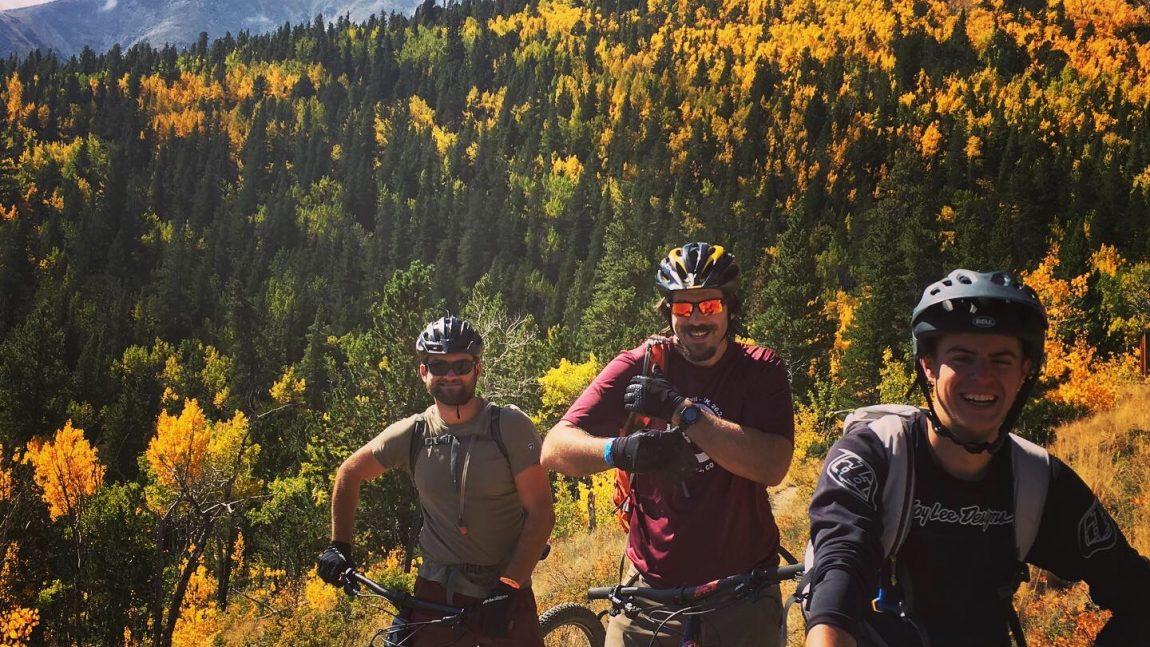 Bike to new Vistas for Fall Foliage