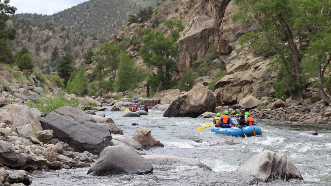Three Days of Adventures in Buena Vista, Colorado with RMOC