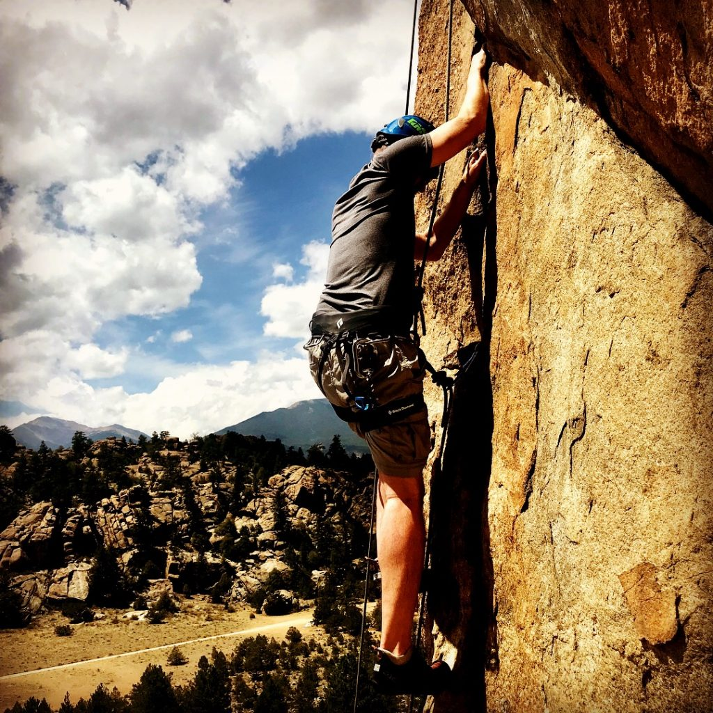 rock climbing colorado 2