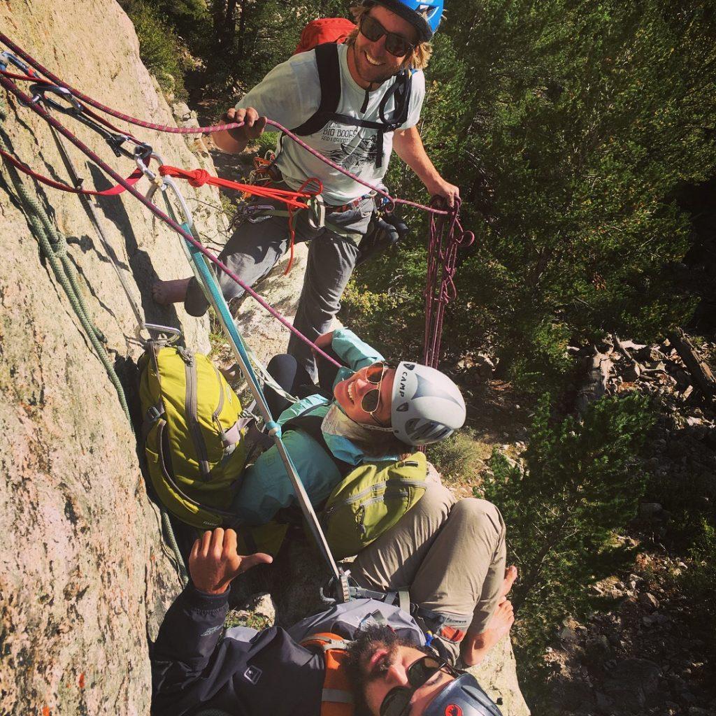 rock climbing classes colorado