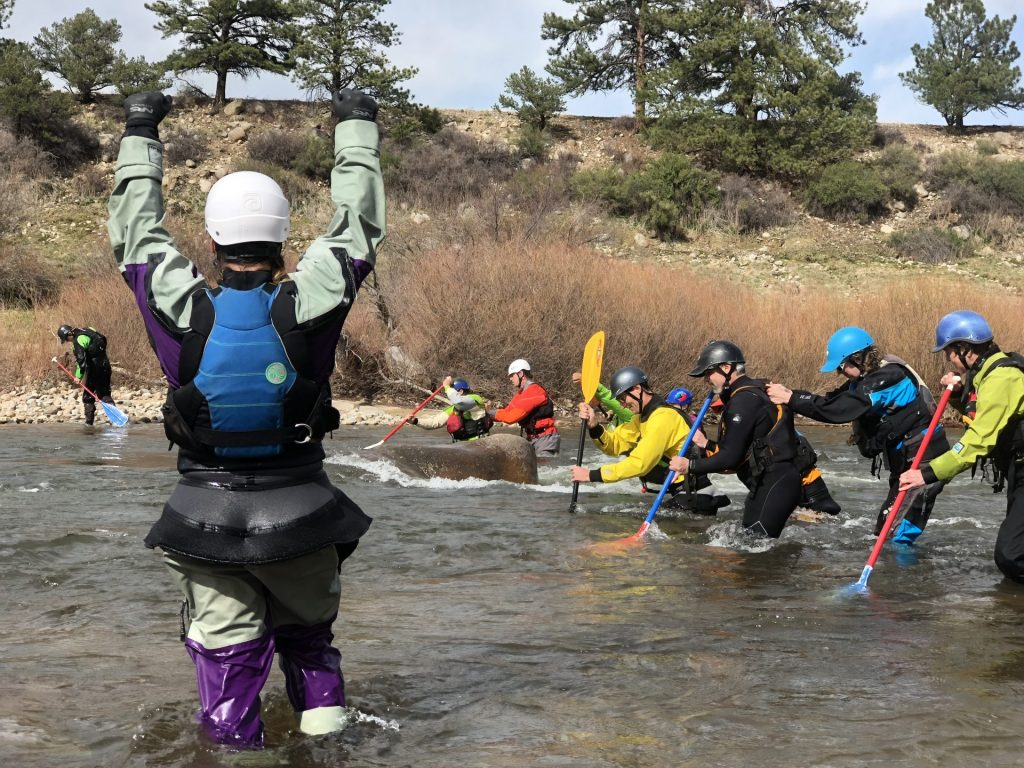 ACA Swift Water Rescue Instructor Certification