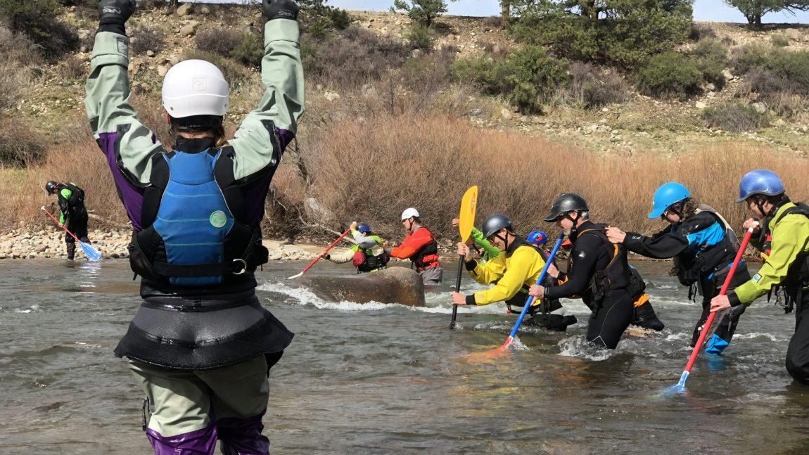 ACA Swift Water Rescue Certification