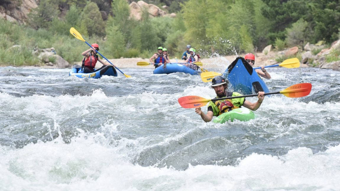 Choose Your River Adventure with RMOC