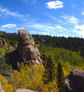 buena vista rock climbing