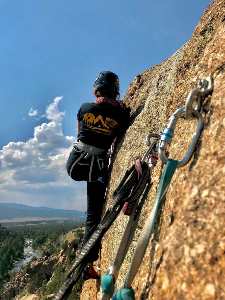 rock climbing school colorado