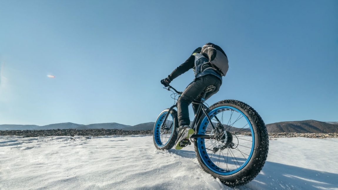 Fat Tire Bikes: The Newest Winter Activity