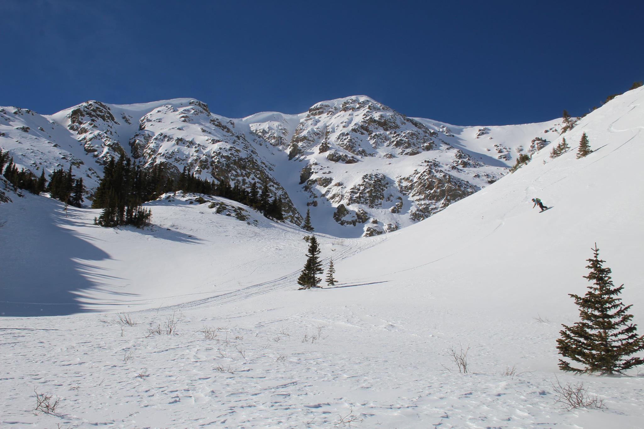 backcountry snow school rocky mountain outdoor center