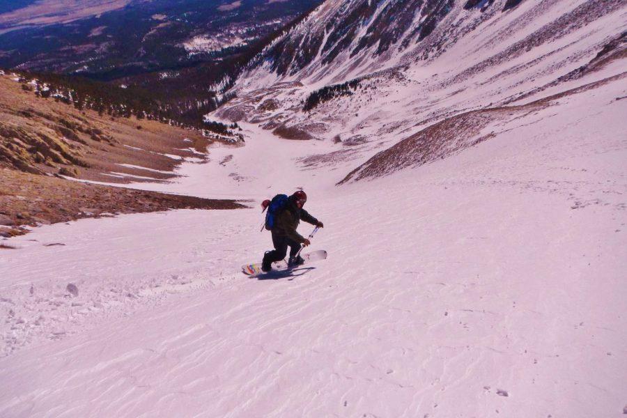 colorado mountaineering