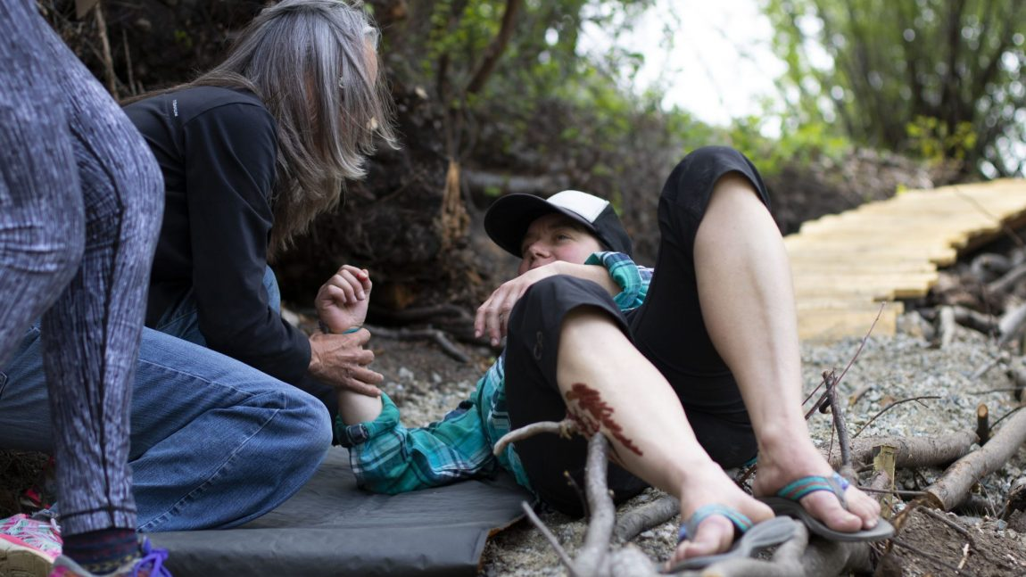 Wilderness First Aid and CPR Training